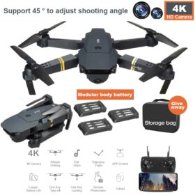 EMOTION DRONE 2.0 in-built 4k HD Professional Camera with Bag 7